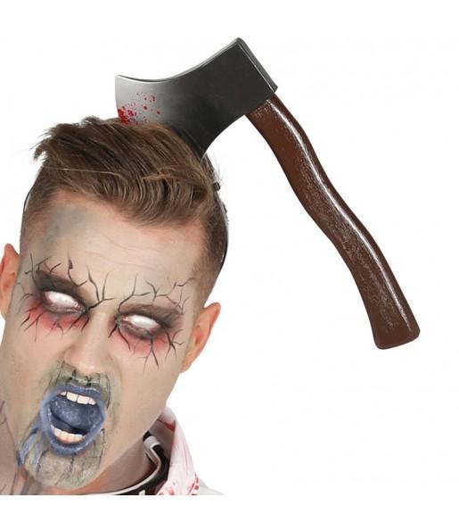 Serre-tête Hache Halloween