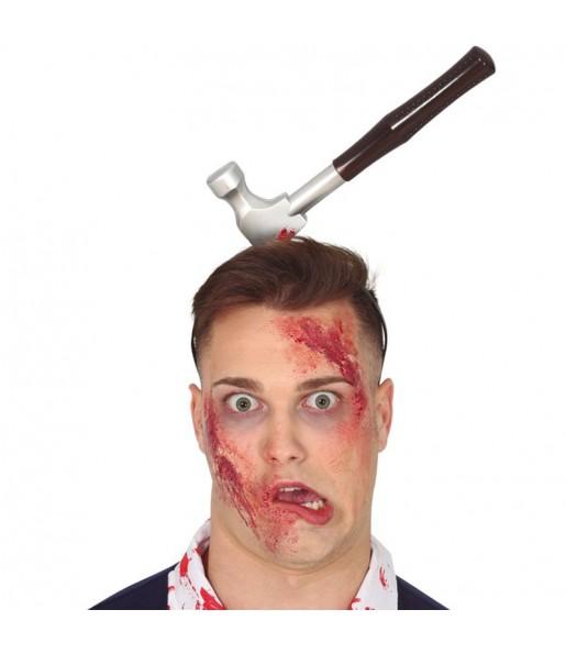 Serre-tête marteau Halloween