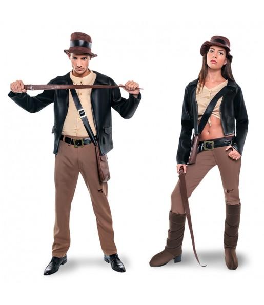 Déguisements Archéologues Indiana Jones