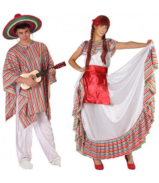 Déguisements Méxicains Jalisco