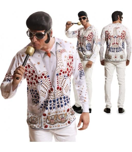 Tee-shirt Rock Elvis Presley