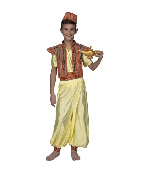 Déguisement Aladdin garçon