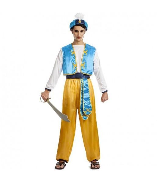 Déguisement Prince Arabe Aladin homme