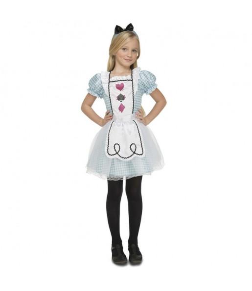 Déguisement Alice au Pays des Merveilles pour fille