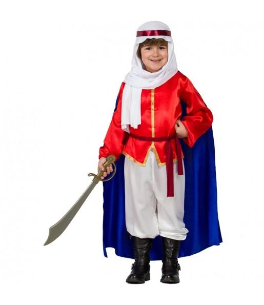 Déguisement Arabe Bédouin garçon