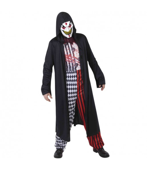 Déguisement Joker Impitoyable adulte