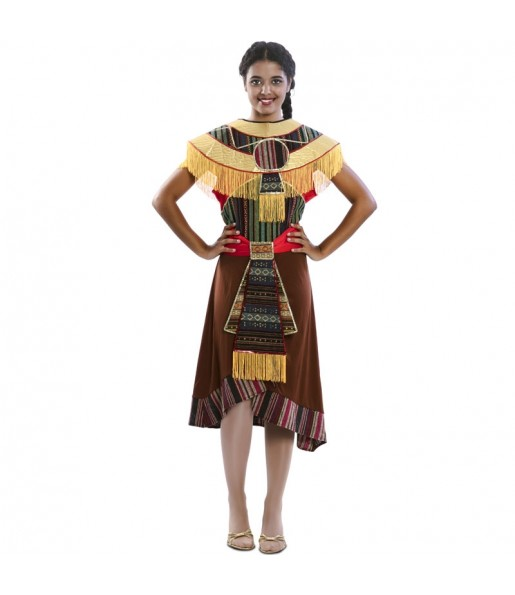 Déguisement Aztèque femme