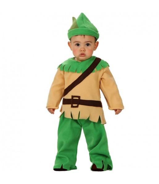Déguisement Enfant des bois bébé