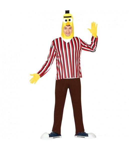 Déguisement Marionnette Bart