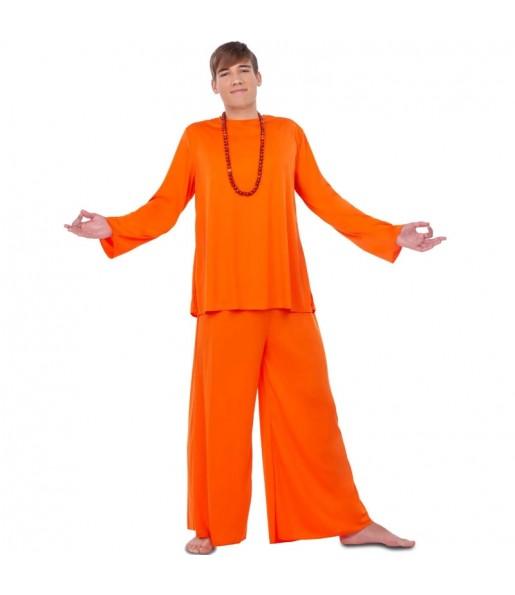 Déguisement Bouddhiste Hare Krishna homme