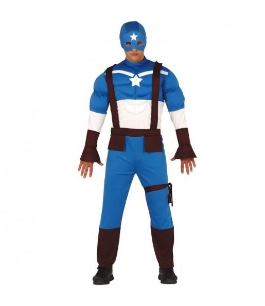 Déguisement Captain America Civil War homme