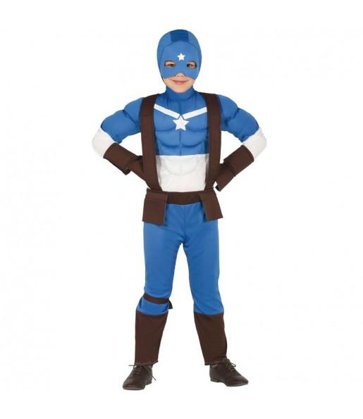 Déguisement Captain America Civil War garçon