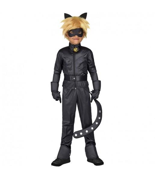 Déguisement Chat Noir pour garçon