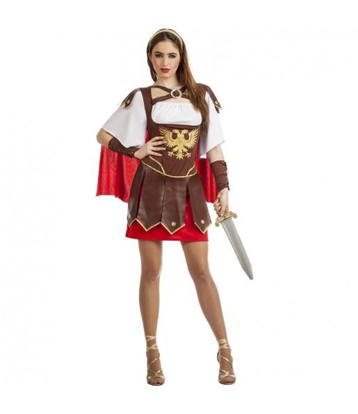 Déguisement Centurion romain Aigle femme