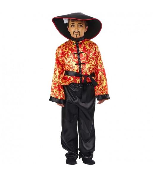 Déguisement Chinois Grand Dragon pour garçon