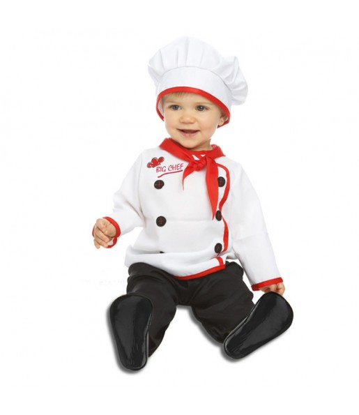 Déguisement Cuisinier Masterchef pour bébé