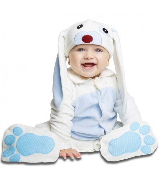 Déguisement Lapin bébé avec doudou