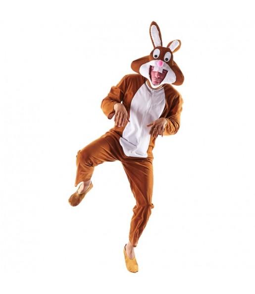 Déguisement Lapin Bunny pour adulte