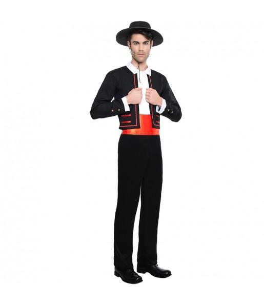 Déguisement Cordouan Flamenco pour homme