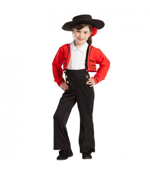 Déguisement Cordouane Flamenco pour fille