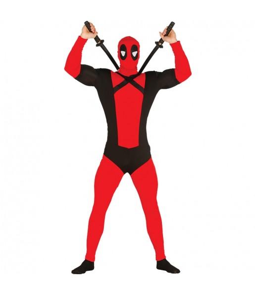 Déguisement Deadpool pas cher pour homme