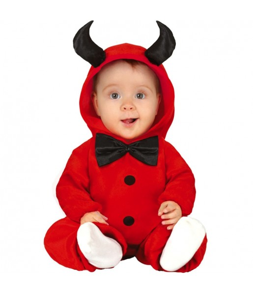 Déguisement Démon Lucifer bébé