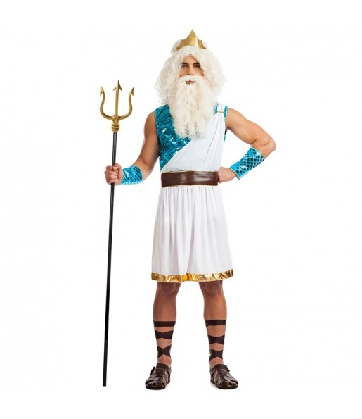 Déguisement Neptune homme