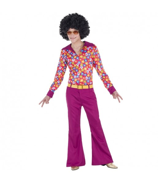 Déguisement Disco boy homme