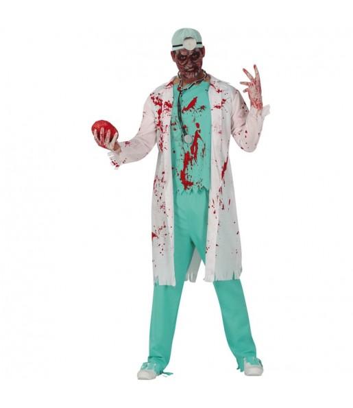 Déguisement Docteur Zombie homme