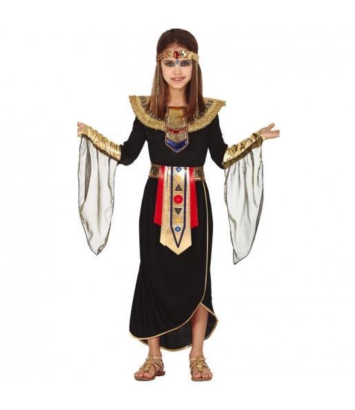 Déguisement Egyptienne Noire fille