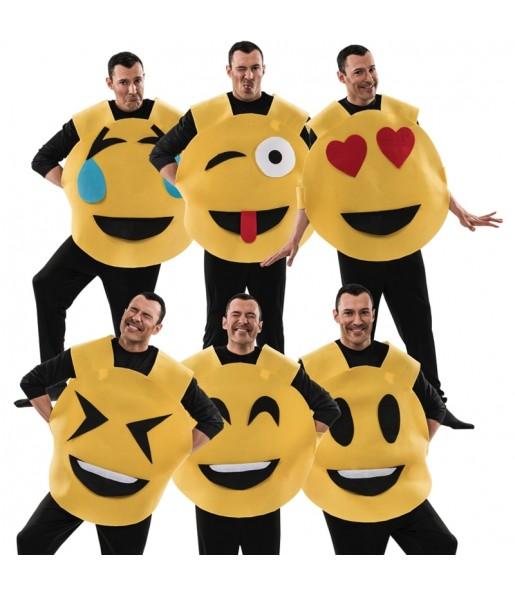 Déguisement Émoticône Emoji adulte