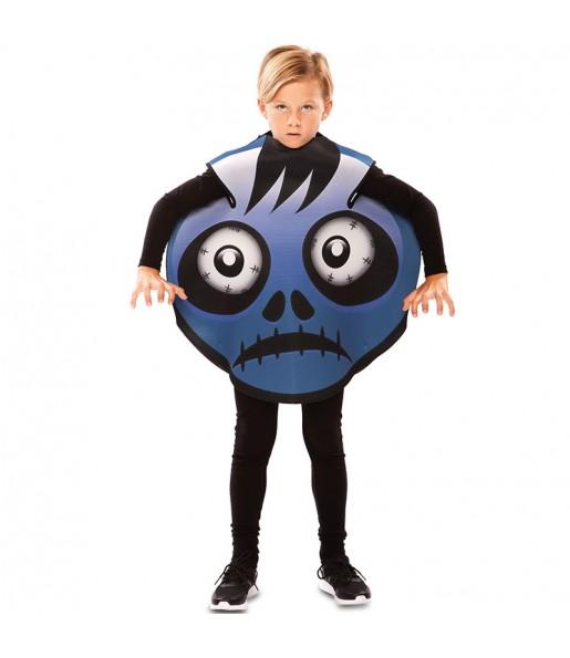 Déguisement Frankenstein Emoji enfant