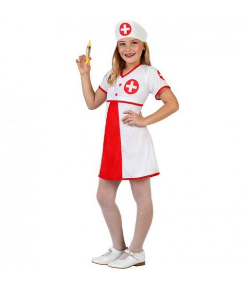 Déguisement Infirmière Hôpital fille