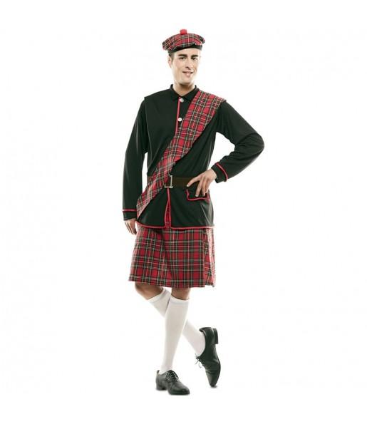 Déguisement Écossais classique pour homme