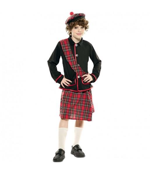 Déguisement Écossais classique pour garçon