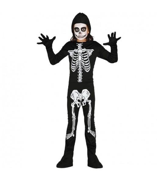 Déguisement Squelette garçon