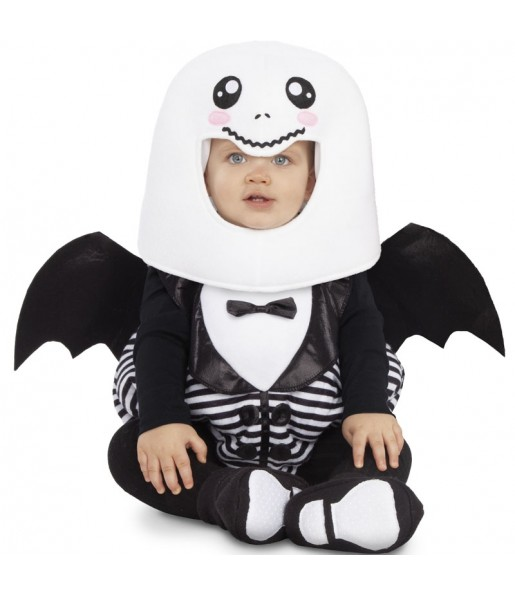 Déguisement Fantôme balloon bébé