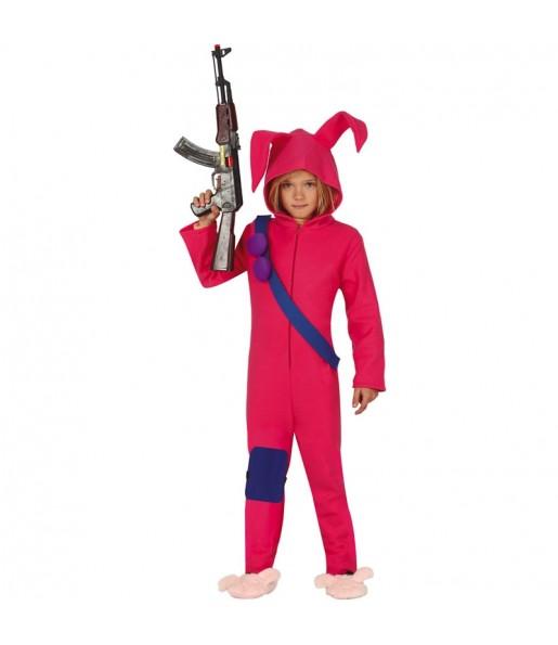 Déguisement Fortnite Rabbit Raider garçon