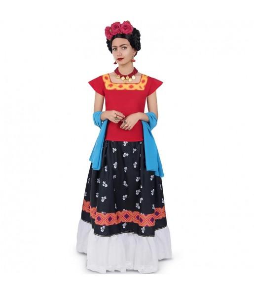 Déguisement Frida Kahlo pour femme