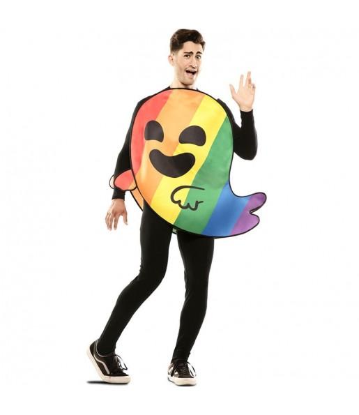 Déguisement Emoticône mouvement LGBT