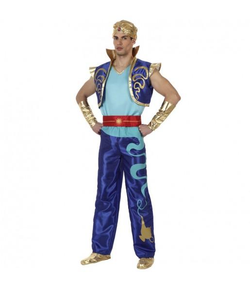 Déguisement Génie Aladdin homme