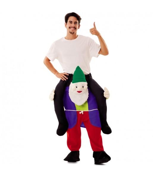 Déguisement Porte Moi Gnome adulte