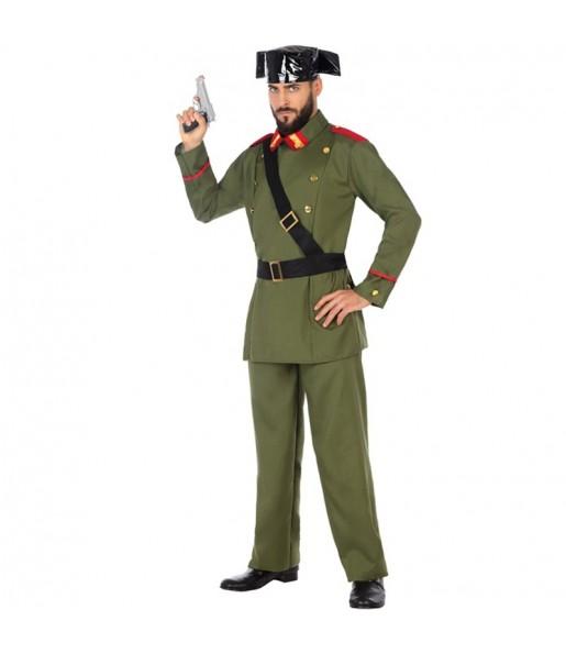Déguisement Gendarme Espagnol adulte