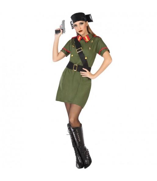 Déguisement Gendarme Espagnole femme