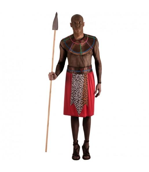 Déguisement Guerrier Maasaï