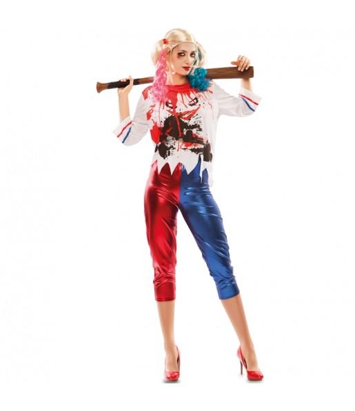 Achetez Déguisement Harley Quinn Pas Cher Femme En Ligne