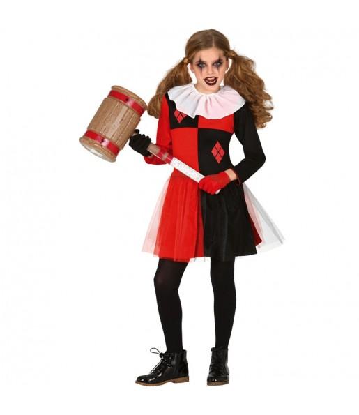 Déguisement Harley Quinn cosplay fille