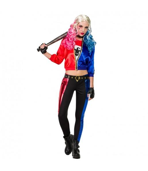 Déguisement Harley Quinn femme