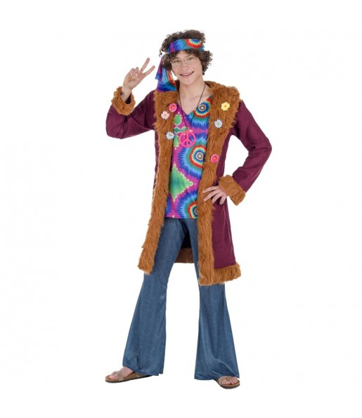 Déguisement Hippie Deluxe homme