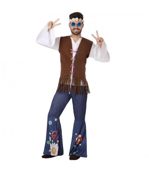 Déguisement Hippie Sixties homme
